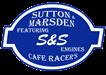Sutton and Marsden Café Racers